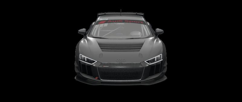 car-front-Audi R8 LMS GT4