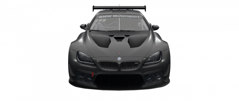 car-front-BMW M6 GT3