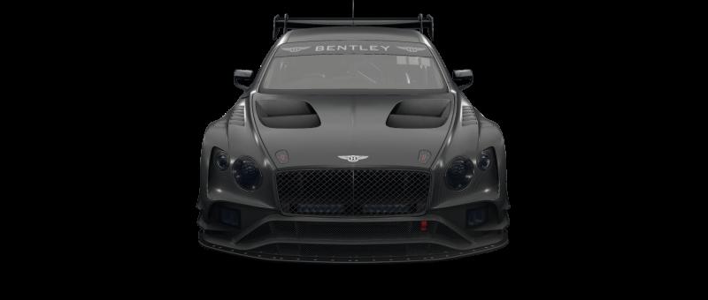 car-front-Bentley Continental GT3 New