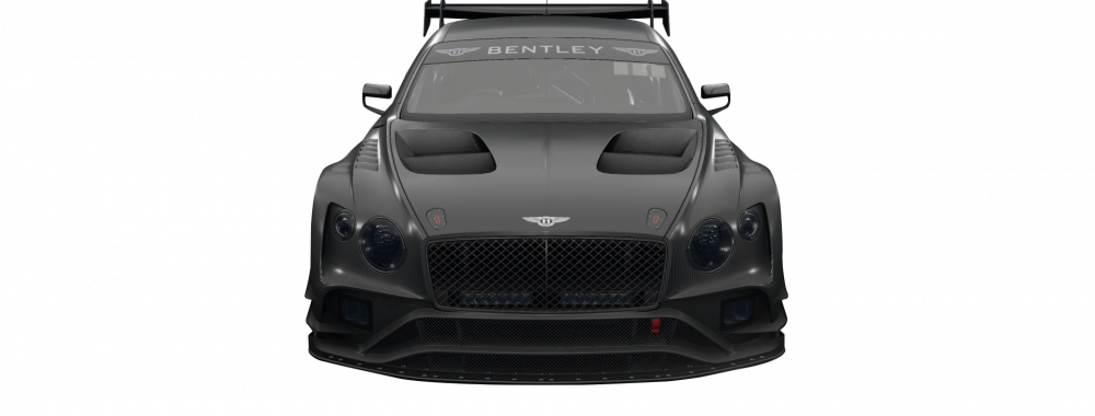 car-front-Bentley Continental GT3 New