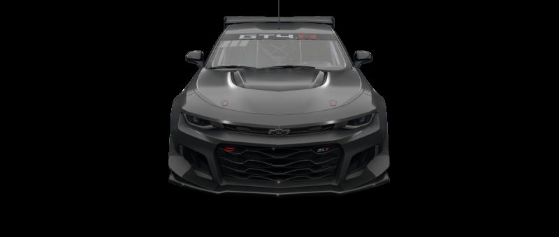 car-front-Chevrolet Camaro GT4.r