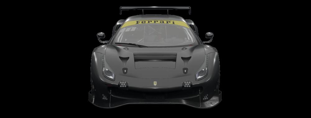 car-front-Ferrari 488 GT3