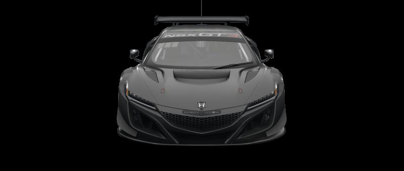 car-front-Honda NSX GT3 Evo