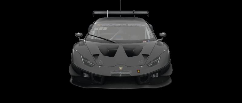car-front-Lamborghini GT3 Huracan Evo