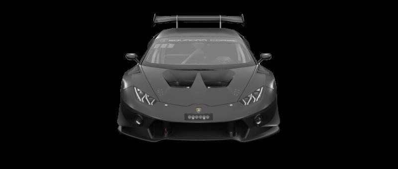 car-front-Lamborghini Huracan ST
