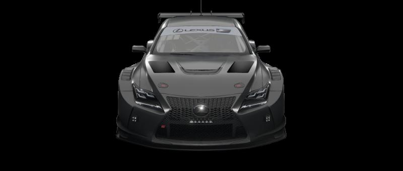 car-front-Lexus RC F GT3