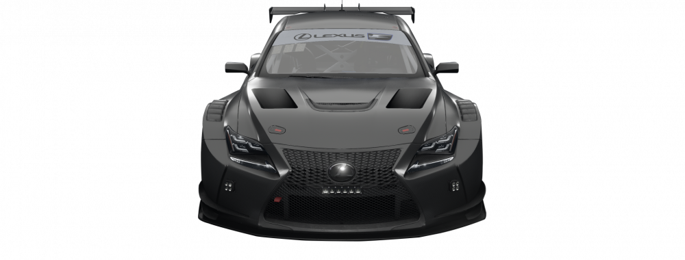 car-front-Lexus RC F GT3