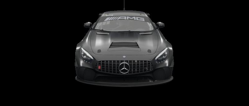 car-front-Mercedes-AMG GT4
