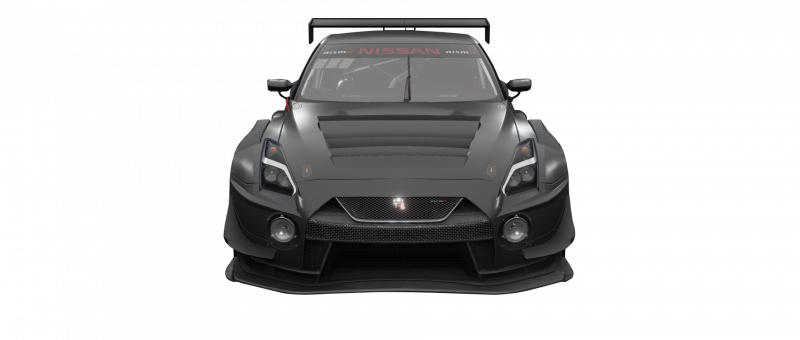 car-front-Nissan GT-R Nismo GT3 New