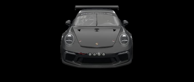 car-front-Porsche 911II GT3 Cup